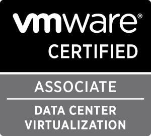 VCA: DCV Certification Badge