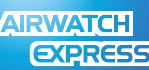 Airwatch Express Parody Logo