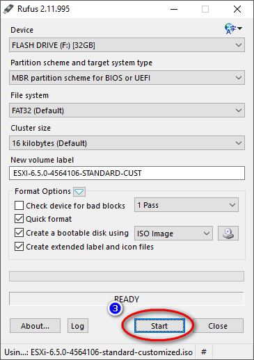 Install VMware ESXi 6 5 on Intel NUC (Part 2/2) - T B D