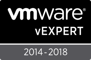 vExpert Badge